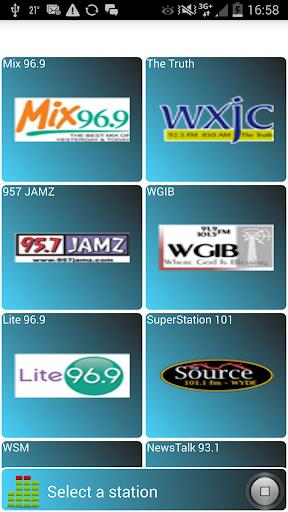Radio Stations Of Alabama