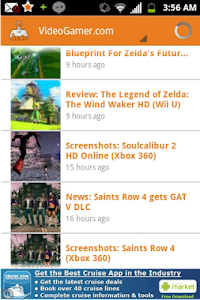 Video Game News - Gaming News screenshot 1