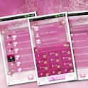 GOContacts theme Pink Roses logo