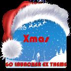 Xmas Go LauncherEx Theme