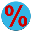 Percentage Calculators (Free) icon
