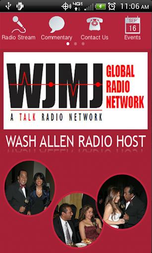 WJMJ Global Radio Network