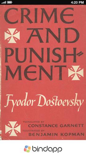 ebook Crime and Punishment