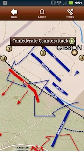 Fredericksburg Battle App- screenshot thumbnail
