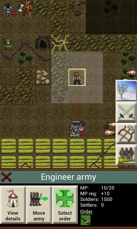 Rising Empires Premium screenshot #7