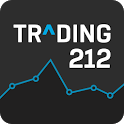 Trading 212 FOREX for Tablet icon
