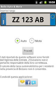 Bollo Auto & Moto- screenshot thumbnail