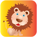 Animal Sounds Game For Baby icon