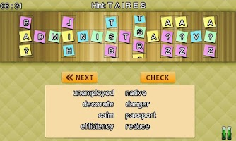 Screenshot of Scrabble 1 (Ghép Chữ)