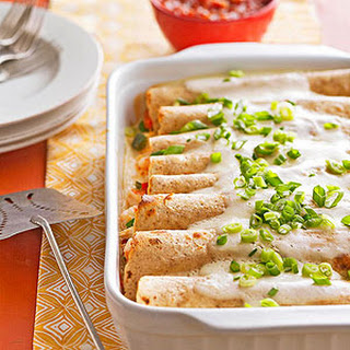 Seafood Enchiladas Recipe