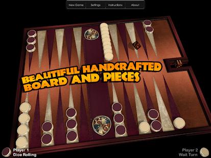 Backgammon 棋類遊戲 App-愛順發玩APP