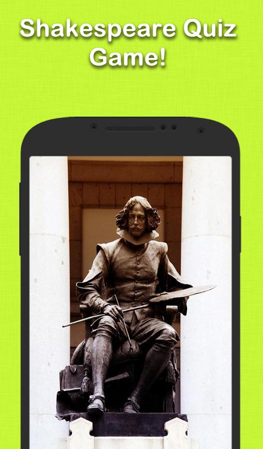 Citaten Shakespeare Android : Shakespeare trivia android apps on google play