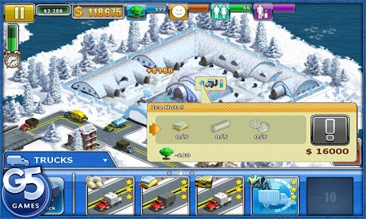 Virtual City: Paradise Resort - screenshot thumbnail