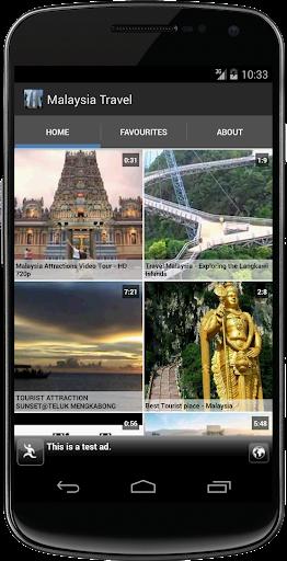 【免費旅遊App】Travel Attractions Malaysia-APP點子
