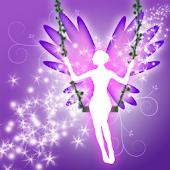 Flower Fairies Live Wallpaper