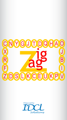ZigZag: Sequence ABC 123