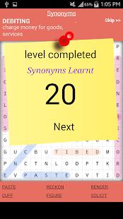 Download Thesaurus Crossword Puzzle APK