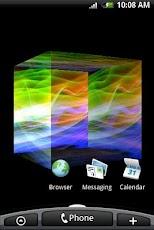 3D Neon Wave