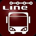 Line Pavia Bus Sapiens icon