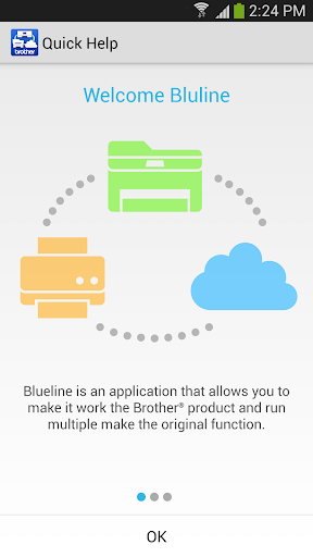 Brother Blueline Mobile