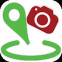 LocaPhoto - location map photo icon