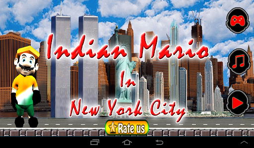 Indian Mario New York City Run