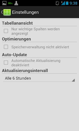 【免費運動App】Blitztabelle-APP點子