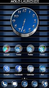 Zaphire HD APEX NOVA ADW Theme v1.0