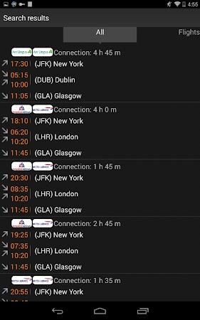 Airline Flight Status Tracking 1.7.5 screenshot 206402