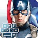 Captain America: TWS Keyboard icon