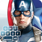 Captain America: TWS Keyboard