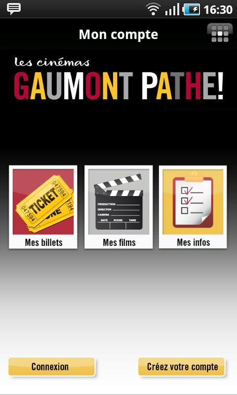 Version expirée-Gaumont Pathé - screenshot