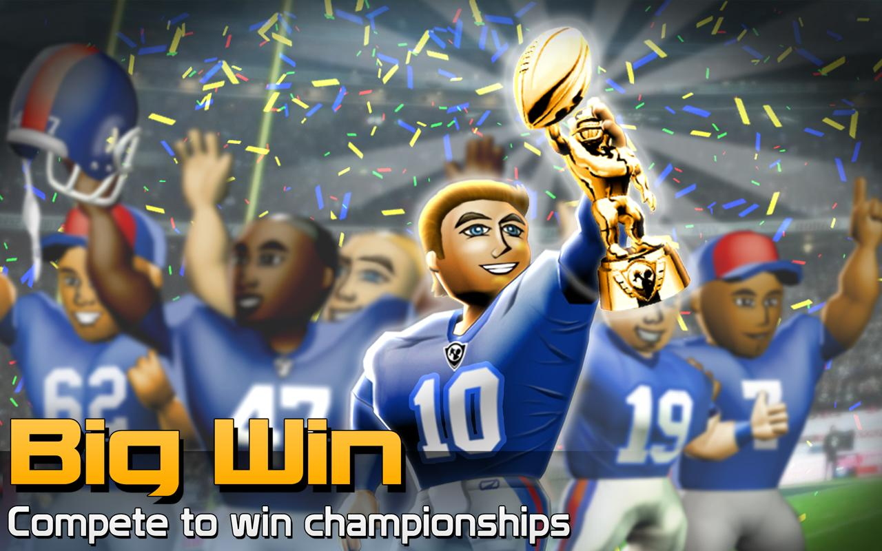 BIG WIN Football - screenshot