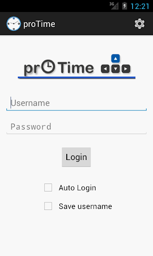 proTime SAP Time Tracking