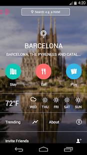 Barcelona City Guide - Gogobot - screenshot thumbnail