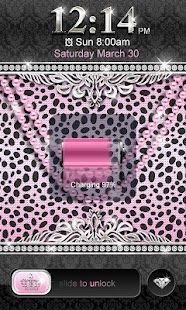 ★ Luxury Pink Cheetah Locker ★ - screenshot thumbnail