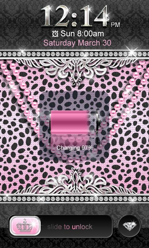 ★ Luxury Pink Cheetah Locker ★ - screenshot