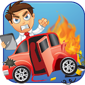 Car Damaged Prank™ Prank App