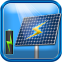 Magical Solar Charger Free icon