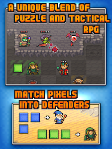 Pixel Defenders Puzzle v2.0.0