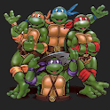 Ninja Turtles Go Launcher Them logo