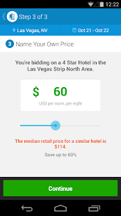 Priceline Hotels & Travel - screenshot thumbnail