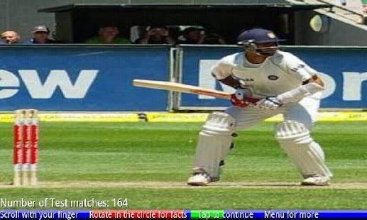 Test Cricketers of India 2- screenshot thumbnail