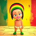 Rasta Baby Live Wallpaper icon