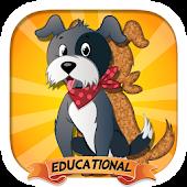 Animal Puzzles for Kids Edu