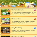Children TV ~ videos for kids logo