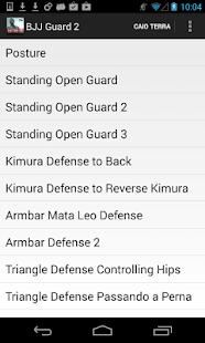 Free Download BJJ Closed Guard Defense APK