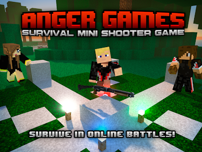 Anger Games - hunger survival 模擬 App-愛順發玩APP