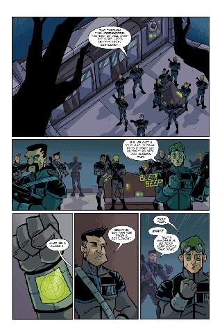 Xombie Reanimated Issue #1 - screenshot