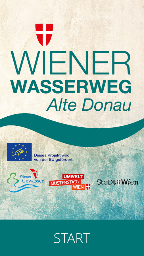 Wiener Wasserweg- screenshot